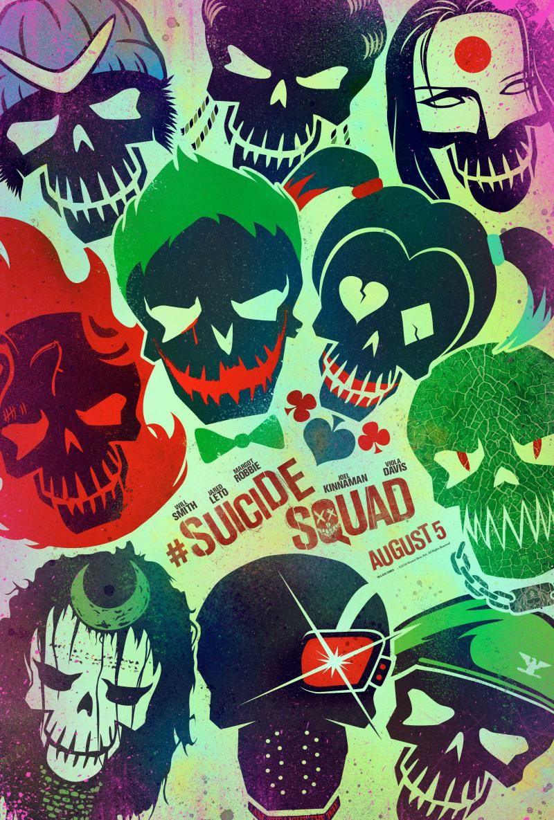 Suicide Squad - Bande Annonce 2 VO