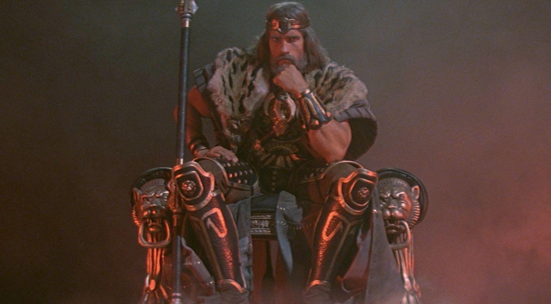 Arnold Schwarzenegger dévoile enfin le titre du nouveau film Conan