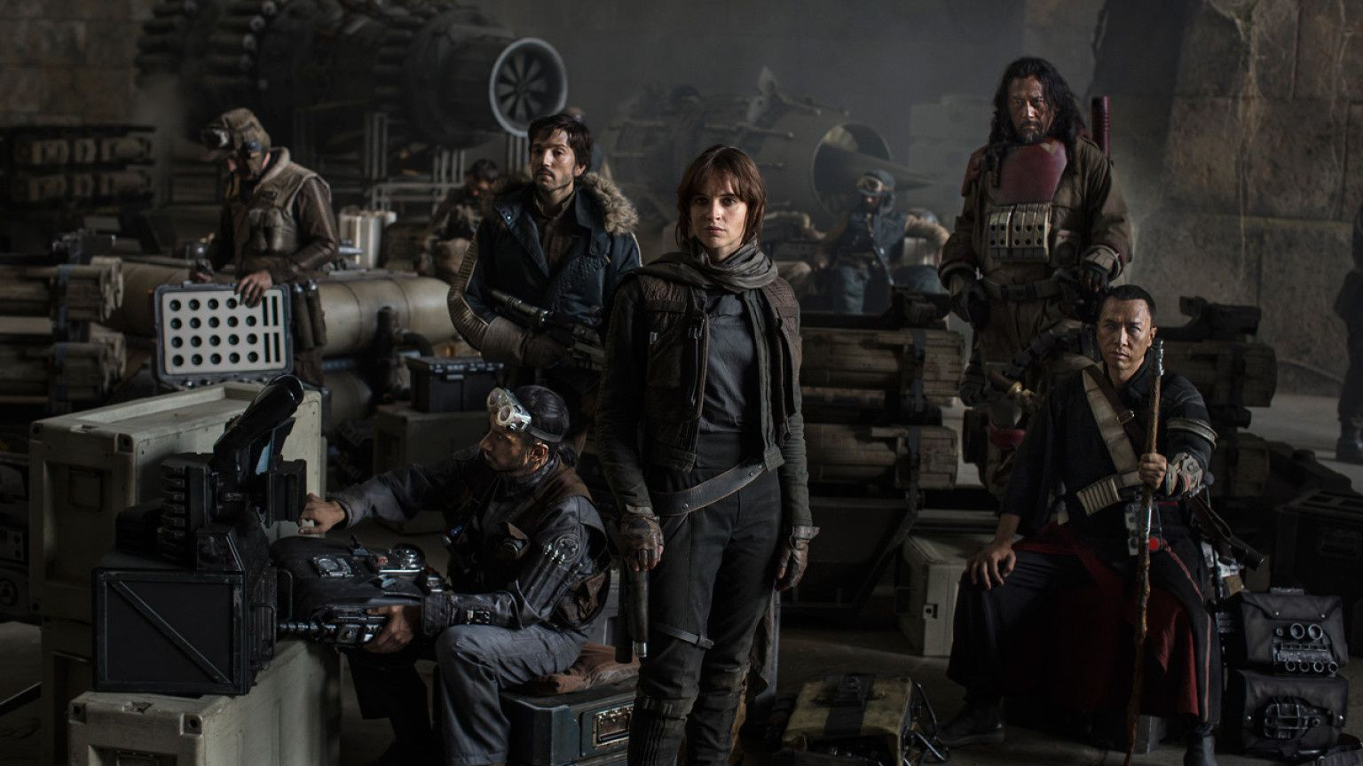 Rogue One : plus de détails sur le spin-off de Star Wars