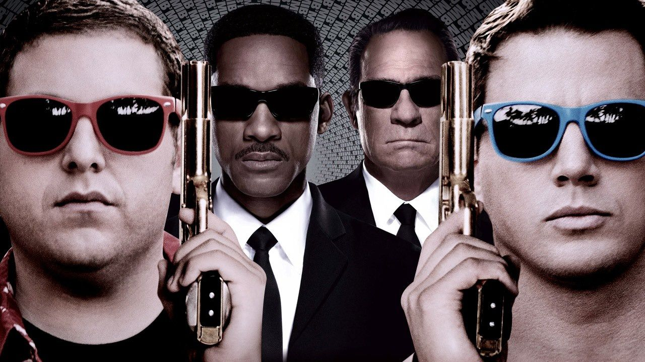 23 Jump Street rencontrera les Men in Black !