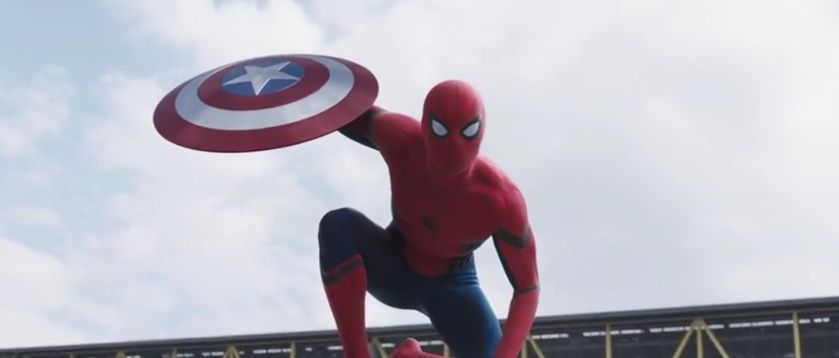 Captain America : Civil War - Bande Annonce Finale VF (avec Spider-Man)