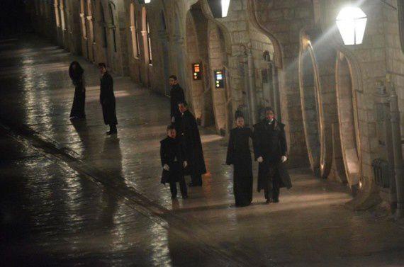 Star Wars : le plein de photos de tournage de l'épisode VIII à Dubrovnik