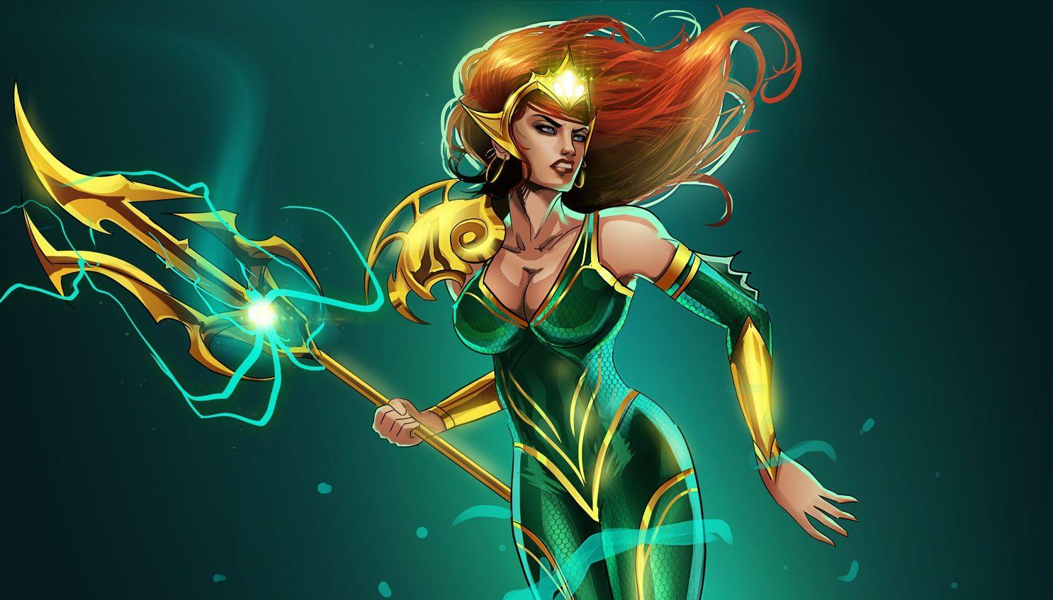 Aquaman : Amber Heard confirme son rôle aux côtés de Jason Momoa et évoque son costume
