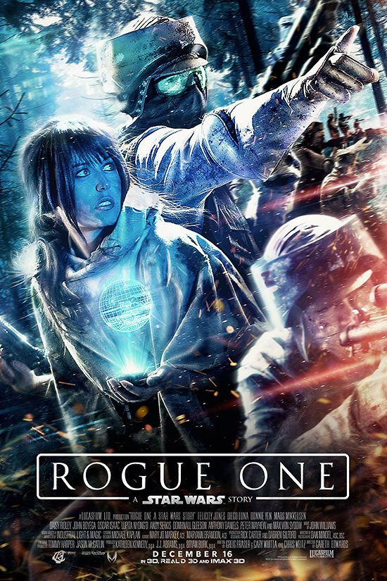 Star Wars Rogue One Anthology - Bande Annonce VOST