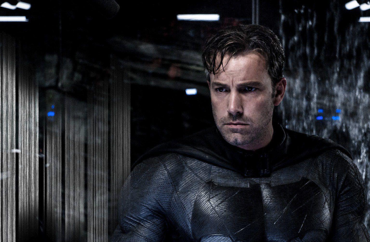 C'est officiel : Ben Affleck réalisera le prochain Batman