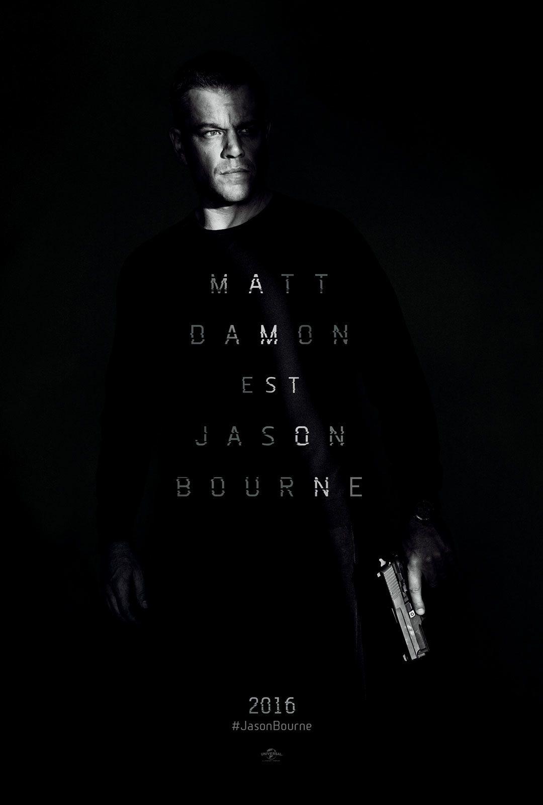 Jason Bourne - Bande Annonce VF