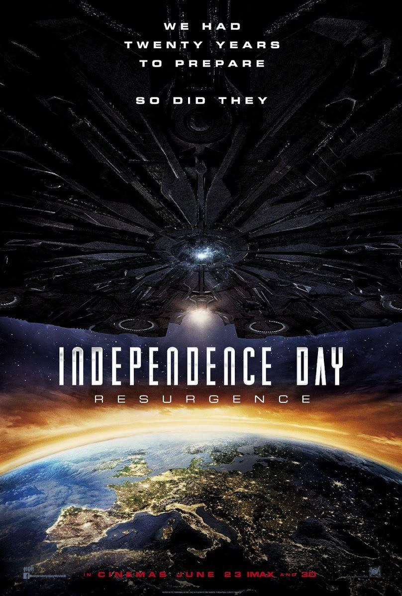Independance Day Resurgence - Bande Annonce 2 VF