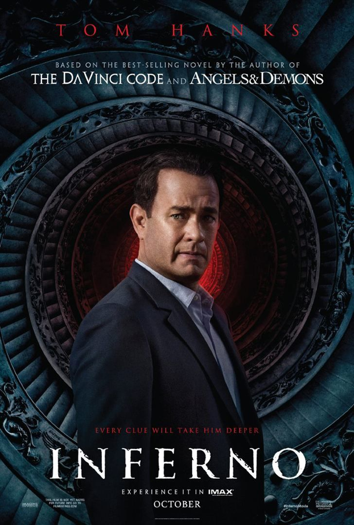 Inferno - Bande Annonce VOST