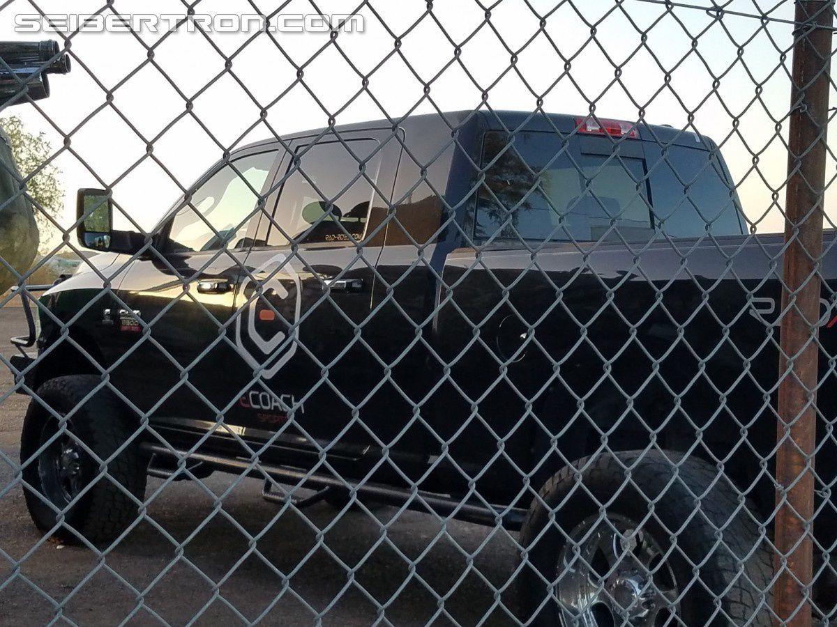 Transformers : The Last Knight – Photos des véhicules en tournage dans l'Arizona (suite)