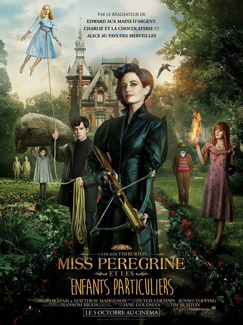 Miss Peregrine et Les Enfants Particuliers - Bande Annonce 2 VF
