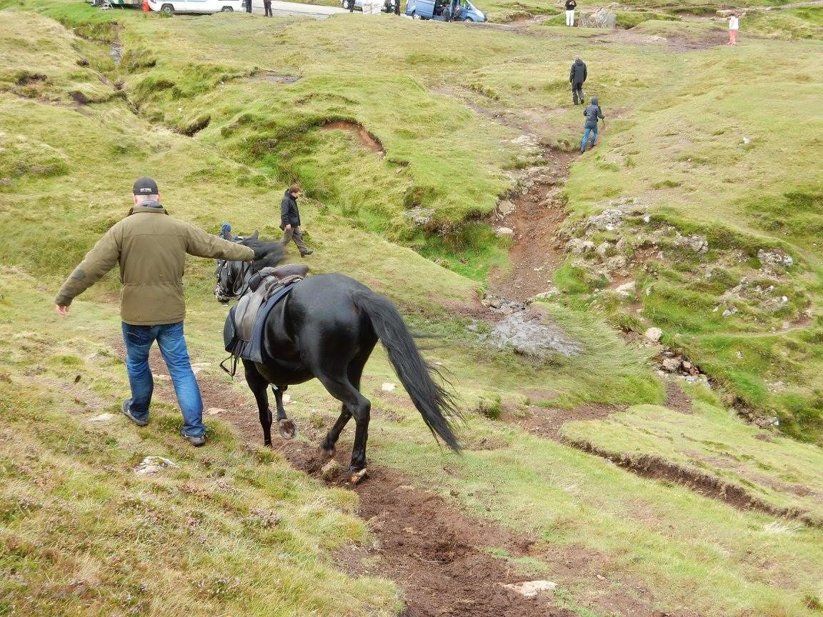 Transformers : The Last Knight - Tournage en Ecosse sur l'Ile de Skye