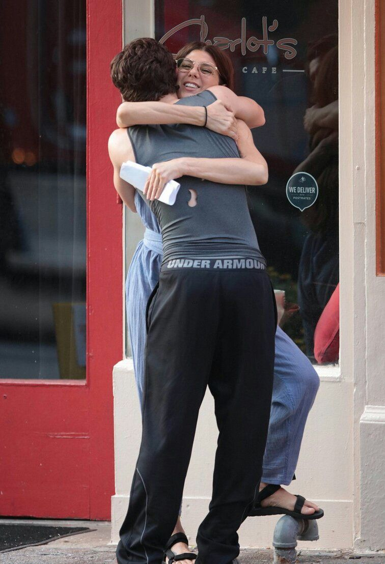 Spider-Man Homecoming : photos de Marisa Tomei en Tante May