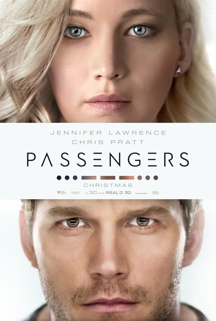 PASSENGERS - Bande Annonce VF
