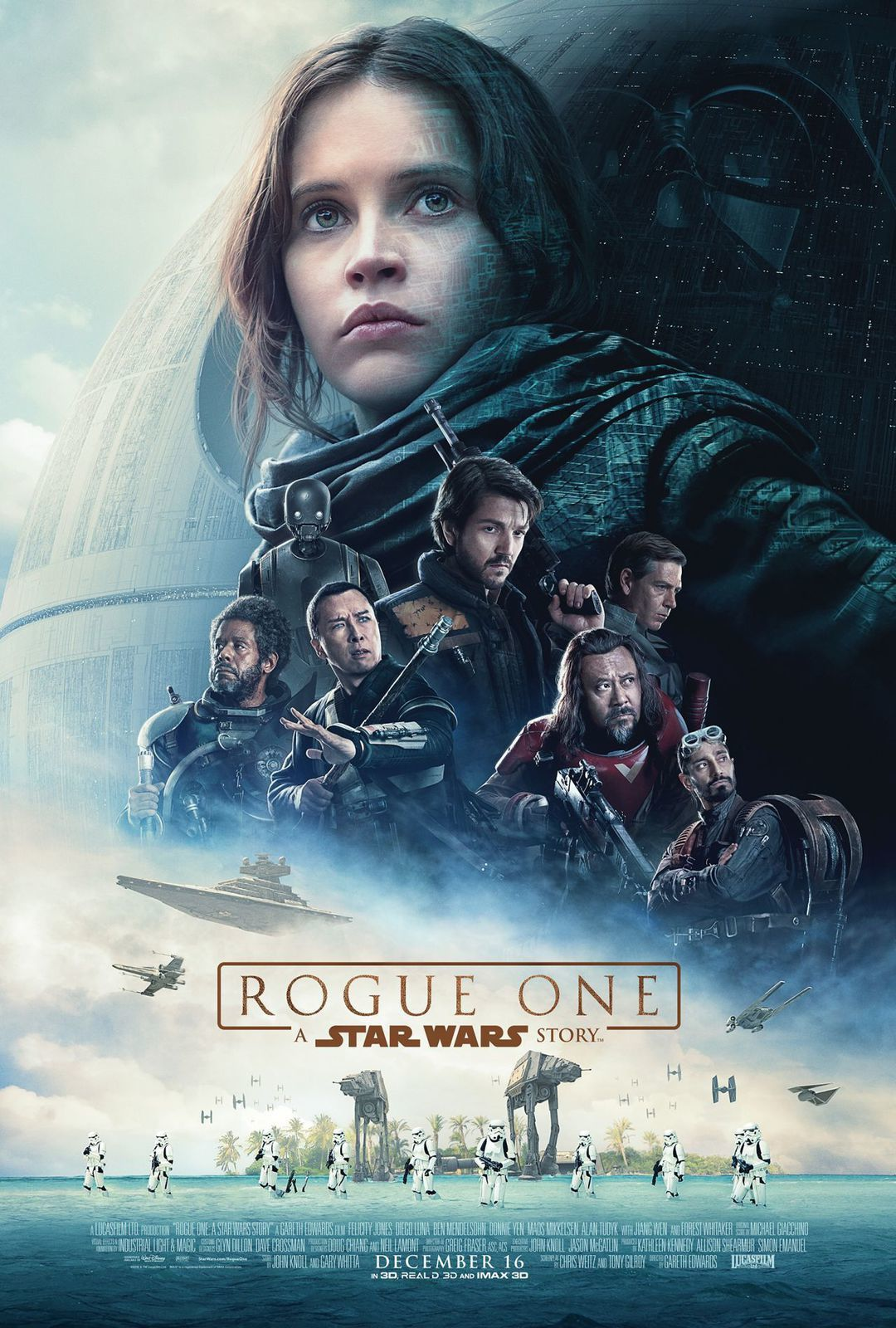 ROGUE ONE A Star Wars Story - Bande Annonce 3 VOST