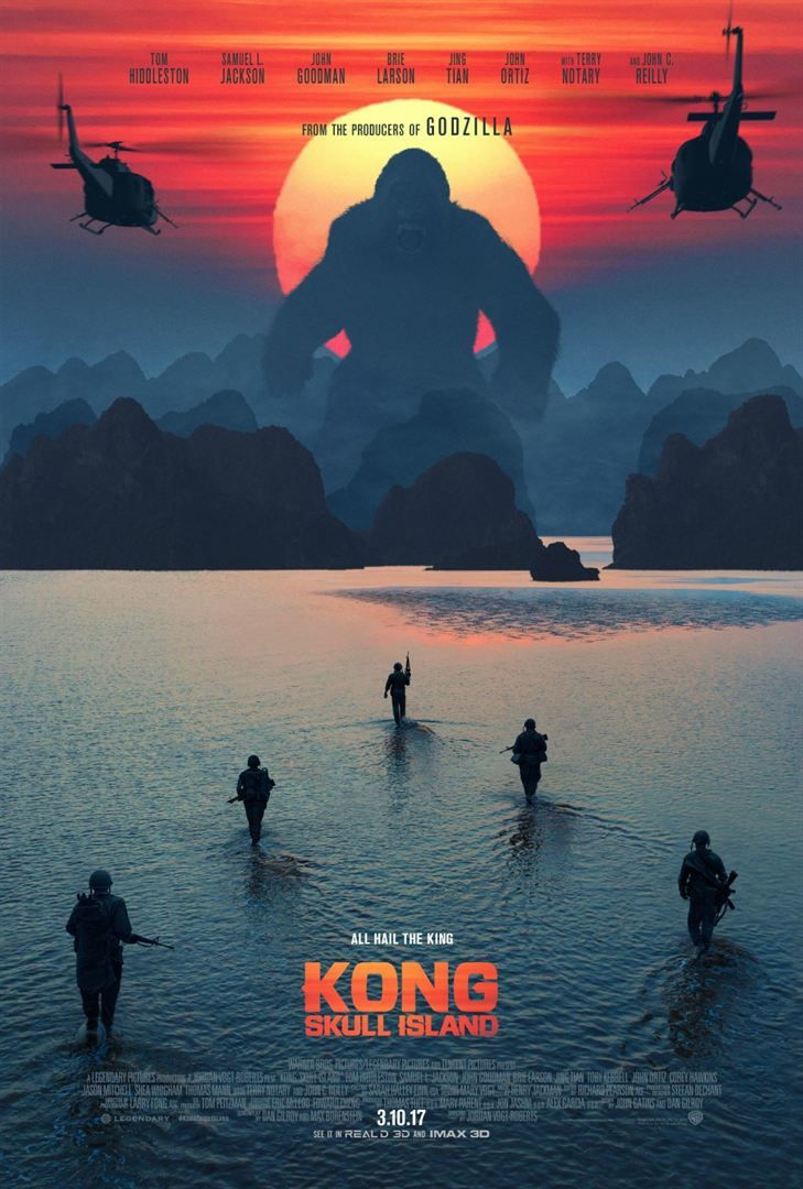 Kong : Skull Island - Bande Annonce 2 VF