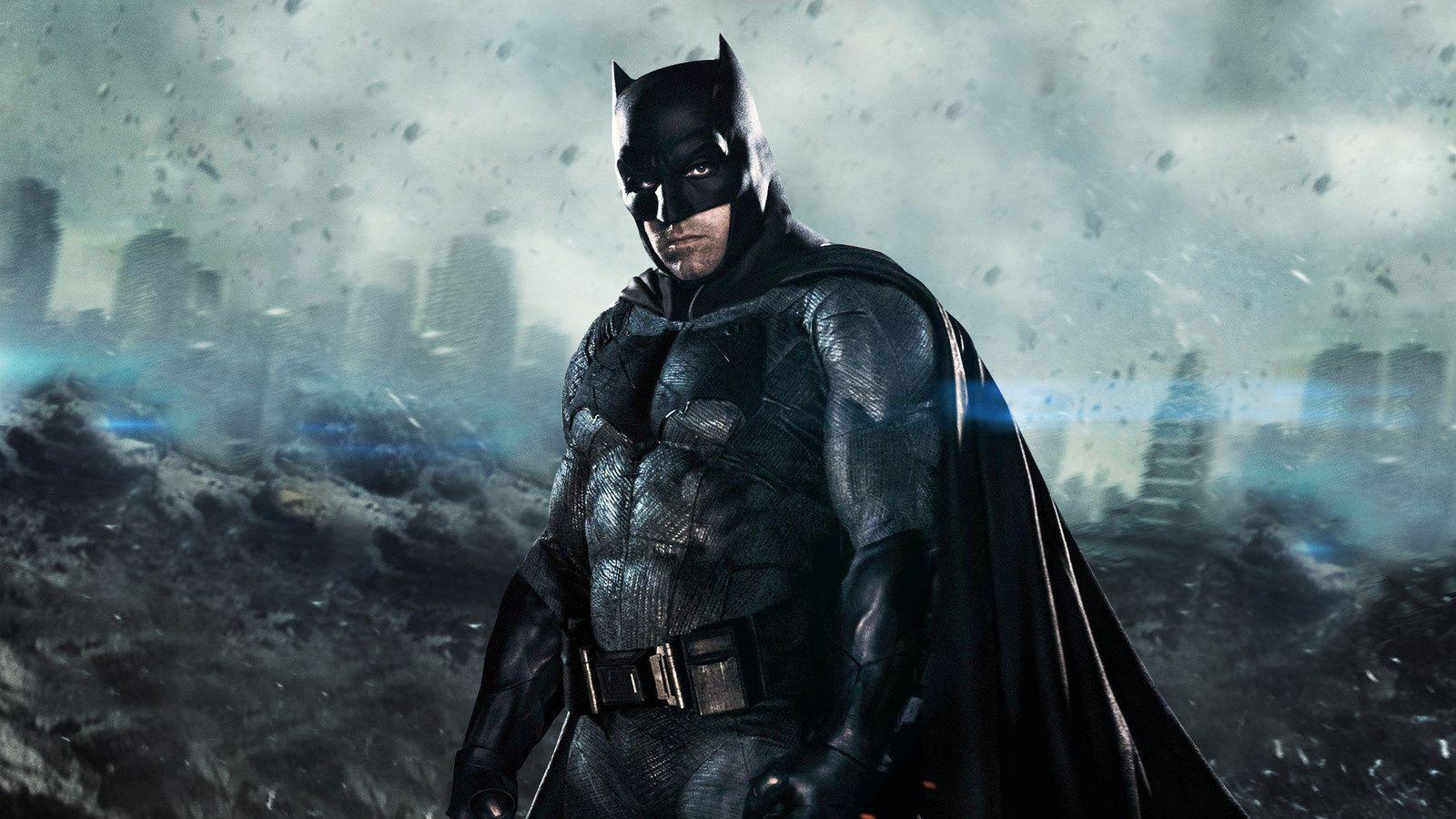 Ben Affleck ne réalisera finalement pas The Batman