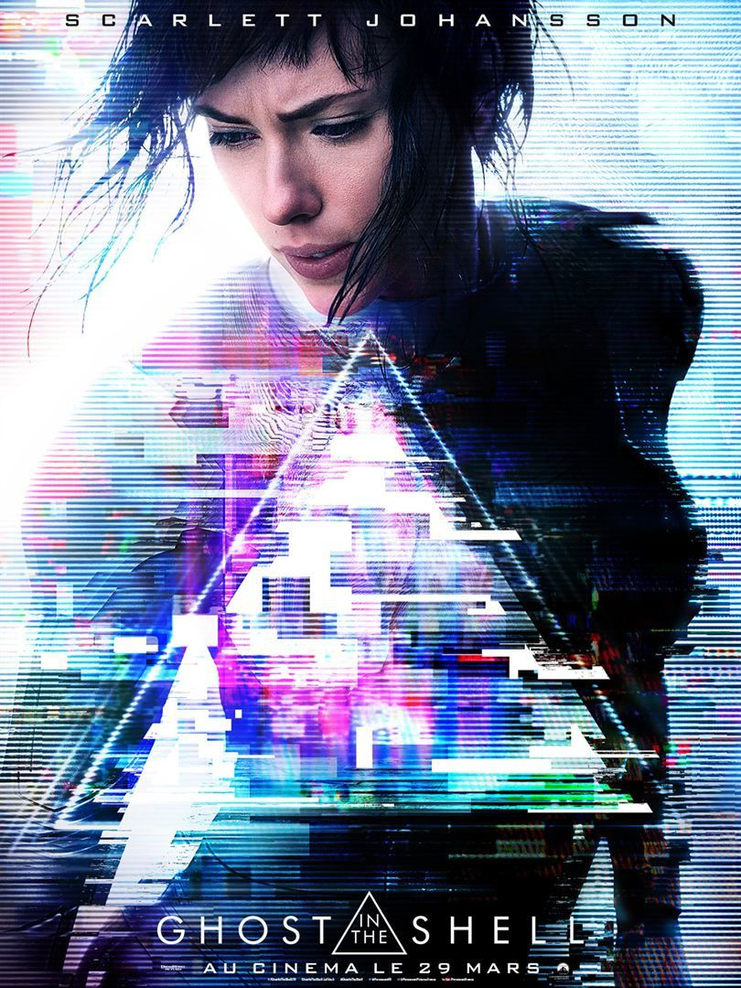Ghost In THe Shell - Bande Annonce VF