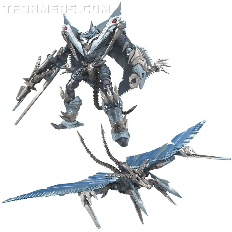 Transformers The Last Knight – Images des jouets dévoilés au Toy Fair 2017