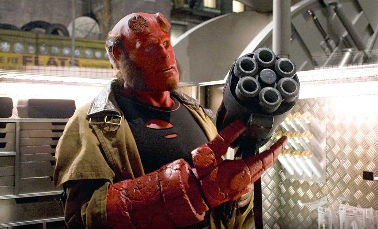 Hellboy revient pour un reboot, mais sans Guillermo Del Toro