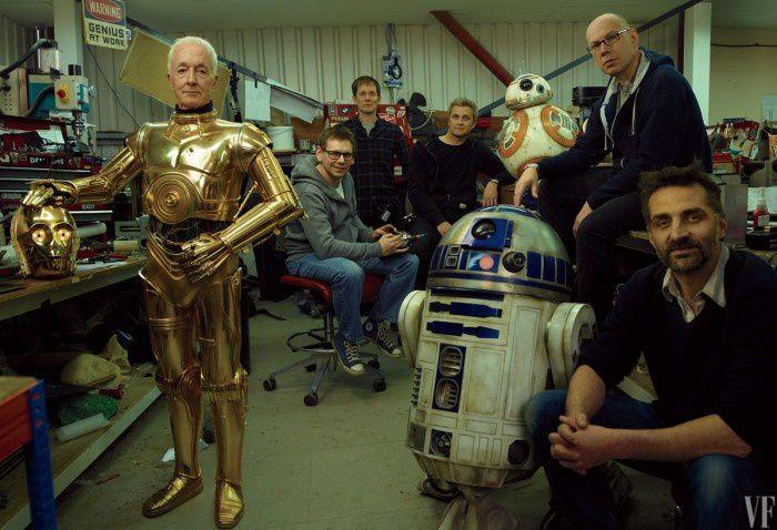 Star Wars 8 Les Derniers Jedi : nouvelles photos portraits !