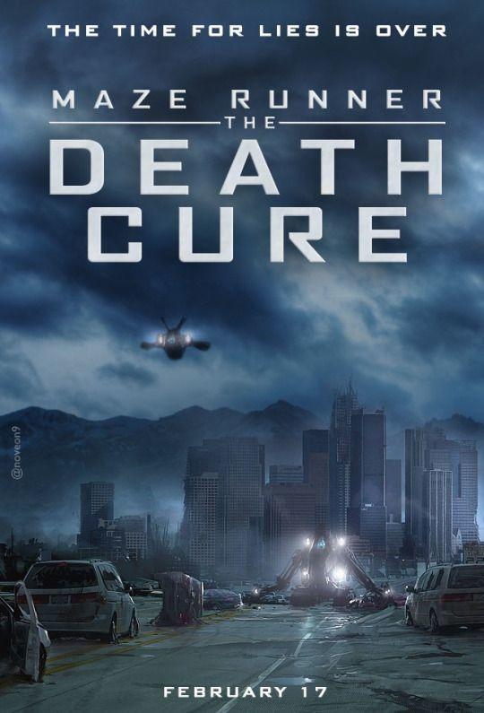 Le Labyrinthe 3 : Le remède mortel - Bande Annonce VF