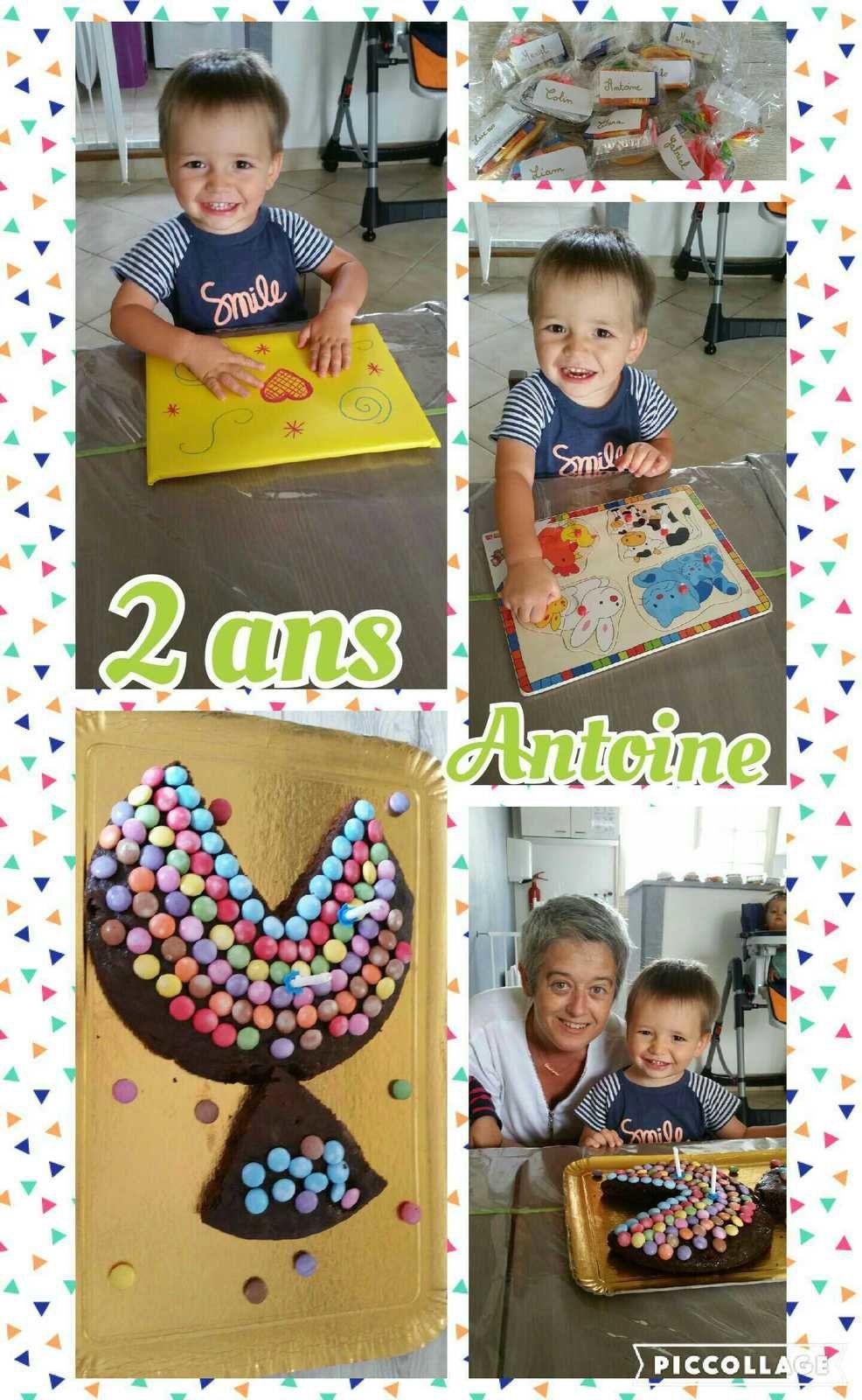Joyeux Anniversaire Antoine Le Blog De La Mam Lesfeesstelen