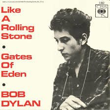 &quot&#x3B;LIKE A ROLLING STONE&quot&#x3B; BOB DYLAN (1965)