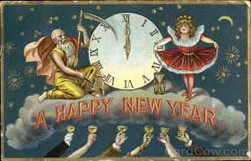 HAPPY SURREALIST NEW YEAR