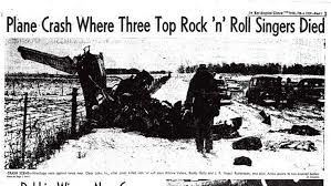 57 YEARS AGO THE DAY THE MUSIC DIED
