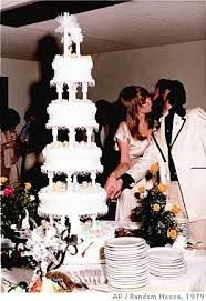 ERIC CLAPTON'S WEDDING 19 MAY 1979
