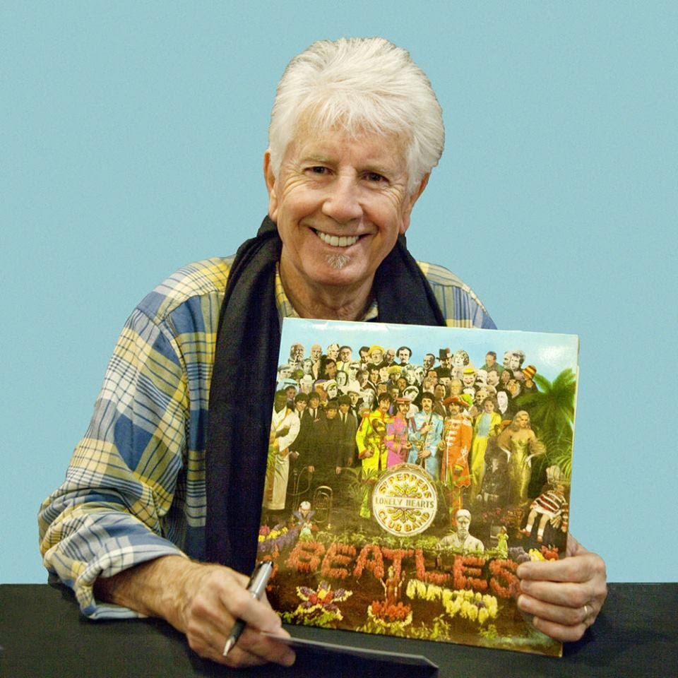 GRAHAM NASH THE BEATLES CONNECTION