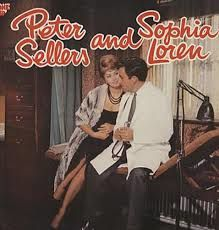 PRODUCED BY GEORGE MARTIN : PETER SELLERS