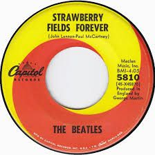 GEORGE MARTIN &amp&#x3B; THE BEATLES : STRAWBERRY FIELDS FOREVER