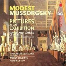 &quot&#x3B;Pictures at an Exhibition&quot&#x3B; Mussorgsky (1874)