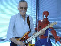 STAN LEE IS A ROCKER