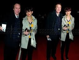 Ray with Daughter Natalie Hynde
