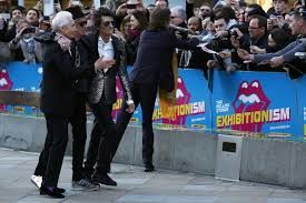 EXHIBITIONISM: THE ROLLING STONES AT  SAATCHI GALLERY 5 APRIL - 4 SEPTEMBER 2016