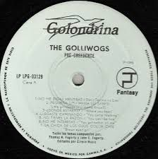 THE GOLLIWOGS