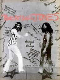 GEORGE HARRISON'S COLLABORATION &quot&#x3B;BASKETALL JONES&quot&#x3B; CHEECH &amp&#x3B; CHONG (1973)