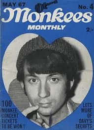 THE MONKEES MONTHLY (FEVRIER 1967/ SEPTEMBRE 1969)