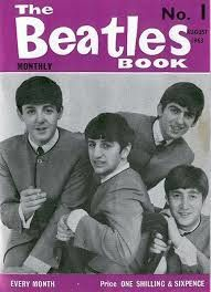 THE BEATLES MONTHLY BOOK (AOUT 1963/DECEMBRE 1969)