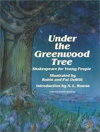 DONOVAN SINGS SHAKESPEARE'S &quot&#x3B;UNDER THE GREEN WOOD TREE&quot&#x3B;
