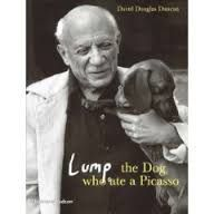 &quot&#x3B;I LOVE MY DOG&quot&#x3B; PICASSO &amp&#x3B; LUMP