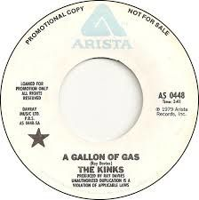 &quot&#x3B;A GALLON OF GAS&quot&#x3B; THE KINKS (1979)
