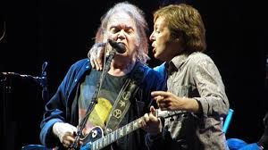 NEIL YOUNG DUETS