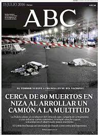 BAL TRAGIQUE A NICE PLUS DE 80 MORTS