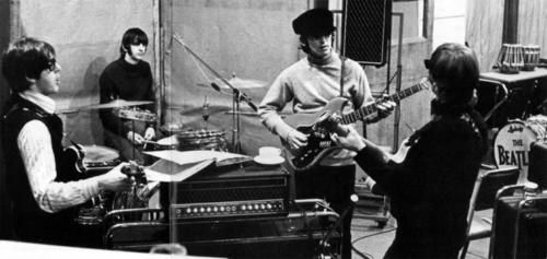 THE BEATLES REVOLVER SESSIONS