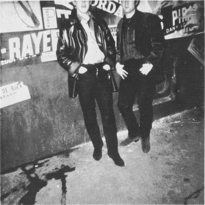 JOHN LENNON &amp&#x3B; PAUL MCCARTNEY 1961 PARIS TRIP