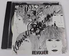 KLAUS VOORMANN REVOLVER COVER ART 1966