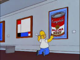 THE SIMPSONS MUSEUM